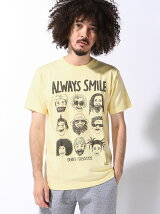 gym master/(U)ALLWAYS SMILE Tee