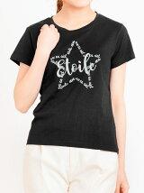 エトワールロゴプリントTシャツ