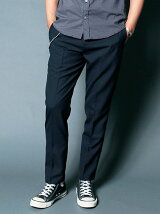 T/W TROPICAL SLIM TAPERED NO-P PANTS