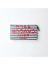 ★5 PREVIEW / ロゴ長財布