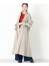 Oxford Oversized Coat