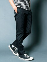 COOL MAX TWILL STRETCH SLIM TAPERED NO-P PANTS