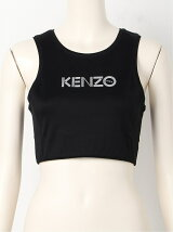 (W)Kenzo Sport Stretch Interlok Tank