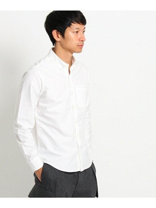 オックスカジュアルシャツ