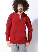 (U)sweat raglan pull-over hooded