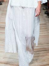 c/si knit lace pants