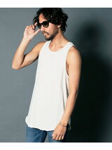 CTN BIG SILHOUETTE UNDER VEST TUNK TOP タンクトップ