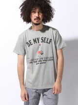 gym master/(U)BE MY SELF Tee