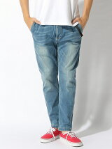 (M)【GRAMICCI グラミチ】DENIM SLIM PANTS