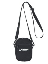 【HUF】NYSTROM SHOULDER BAG ハフ バッグ
