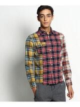 ビエラチェックシャツ
