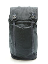 (U)C6(シーシックス)Slim Backpack Charcoal DURABLE NYLON[FMP03C149293]