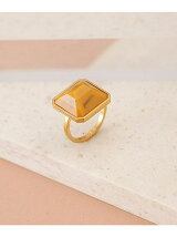 RETRO square ring
