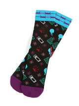 (W)【Happy Sock】ATOMON