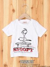 SNOOPY 半袖Tシャツ