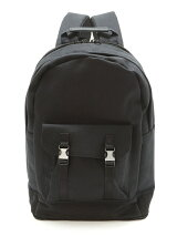 (U)C6 NEW POCKET BACKPACK CANVAS[FMP03C158894]