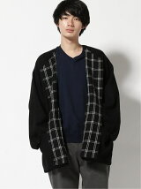 PORT BY ARK/(M)Reversible cardigan