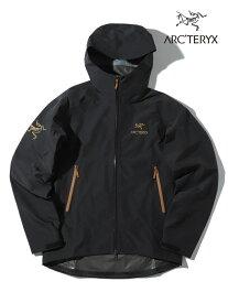 BEAMS MEN ARC'TERYX * BEAMS / 別注 Zeta SL Jacket ビームス メン コート/ジャケット ブルゾン ブラック【送料無料】