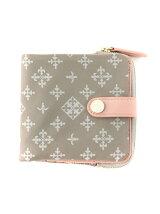 ソフトレザー折財布(soeru)/母の日 ギフト
