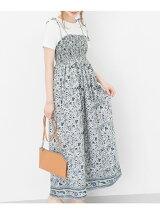 シルクサマードレス