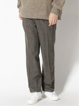 PORT BY ARK/(M)Cowboy trousers