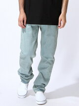 """POPSICLE"" DENIM PANTS"
