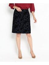 フロッキータイトスカート