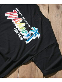 【SALE/30%OFF】Sonny Label MAGICNUMBERSHORT-SLEEVELOOSEFITPOCKETT-SHIRTS サニーレーベル カットソー Tシャツ ブラック ホワイト
