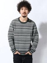 (M)クルーネックセーター