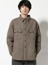 PORT BY ARK/(M)Shirts jacket CPO