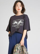 【WEB別注】《TEXASCOTTON》MAGNIFICENTTシャツ
