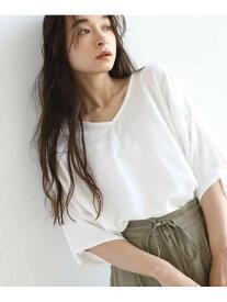 【SALE/50%OFF】OZOC [洗える][26(S)/52(LL)WEB限定サイズ]袖コンシャスプルオーバー オゾック カットソー Tシャツ ホワイト ブラック グリーン ベージュ ブラウン