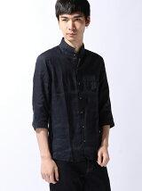 リネン7ブタケシャツ