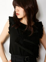LAYER FRILL TOPS