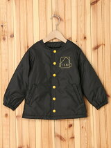 NO COLLAR COACHES JACKET