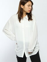 サイドドロストシャツ