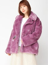 (W)LADIES FUR JKT