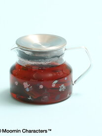 Afternoon Tea Moomin×Afternoon Tea/耐熱ガラスポット アフタヌーンティー・リビング 生活雑貨 キッチン/ダイニング