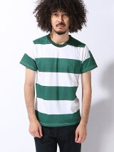 (M)ビッグボーダーTシャツ
