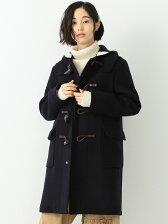 FIDELITY × BEAMS BOY / ロング ダッフル コート ビームスボーイ 別注 フィデリティ