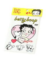 BETTYBOOP/BETTY & PUDGY