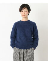 Harley of Scotland mohair knit