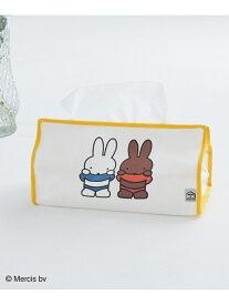 ROPE' PICNIC PASSAGE 【WEB限定】【miffy】ティッシュケース ロペピクニック 生活雑貨 トーイ/ホビー ホワイト