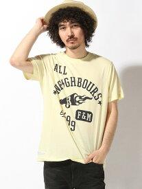 【SALE/70%OFF】FRANKLIN&MARSHALL FRANKLIN&MARSHALL/(M)SS-Tシャツ ヌーディージーンズ / フランクリンアンドマーシャル カットソー Tシャツ