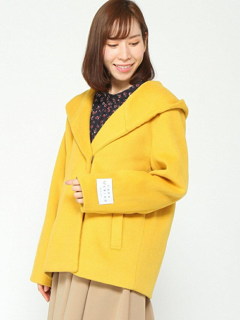 LOWRYS FARM キノウツキメリノフード/M ローリーズファーム コート/ジャケット【送料無料】
