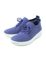 (W)F-SPORTY UBERKNIT SNEAKERS - METALLIC