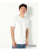 【吸水速乾】ディズニープリント半袖Tシャツ Men