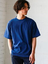 KC LOOSE WAVE/LINKS SS Tシャツ