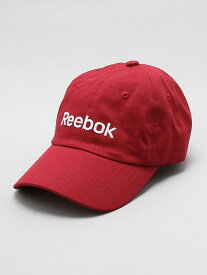 Reebok Reebok リーボック/(U)リーボック ロゴ 刺繍 キャップ アウトフィット 帽子/ヘア小物