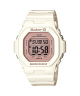BABY-G/(L)BG-5606-7BJF/Shell Pink Colors